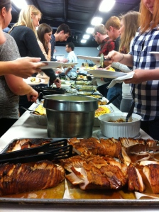 Thanksgiving at Adventures in Missions, 2013