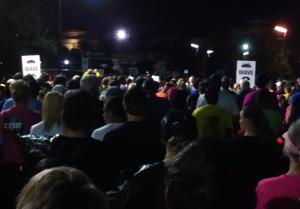 Start Line, 2013 Atlanta Marathon