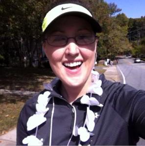 Mile 22 Selfie!